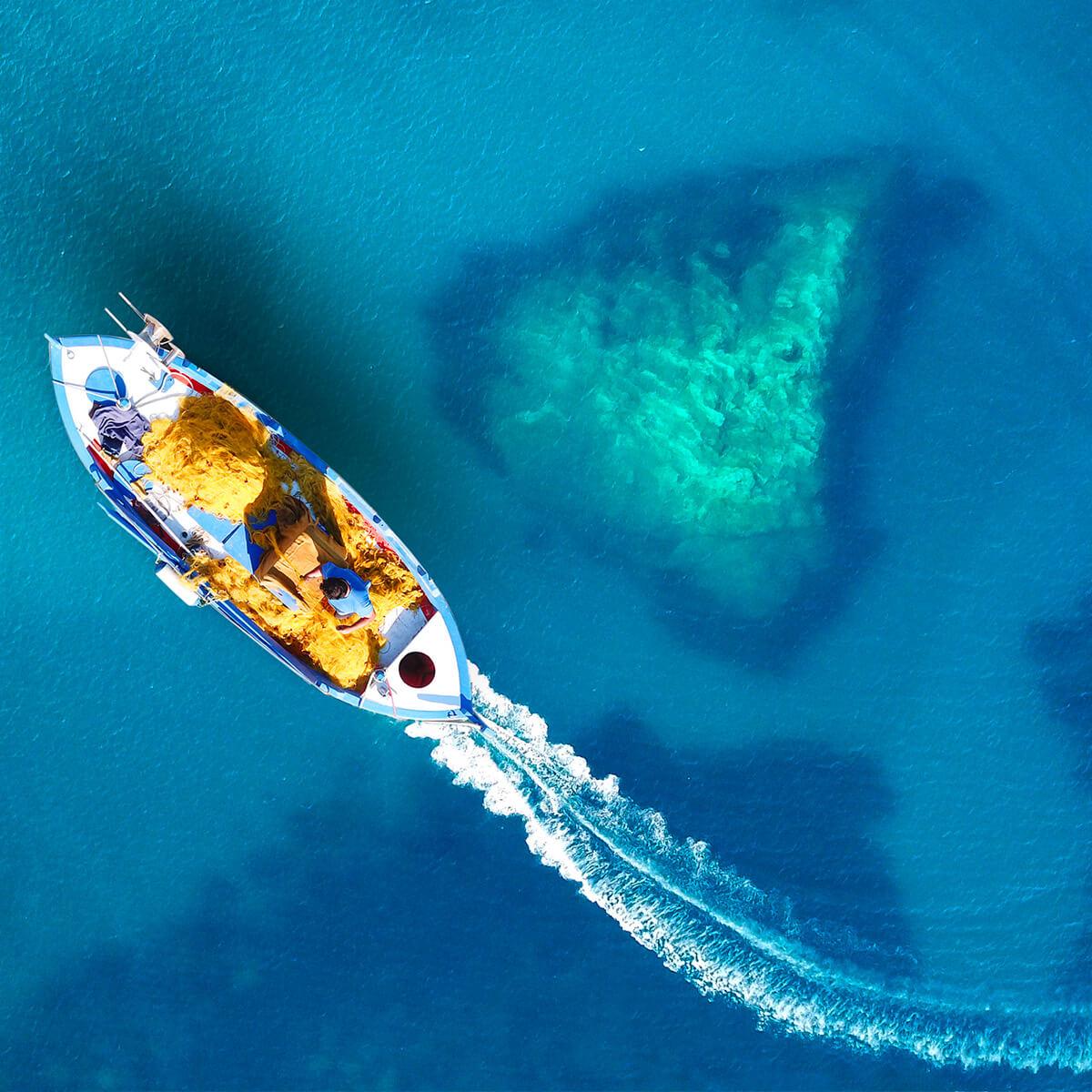 E-commerce per Laguna blu a Venezia