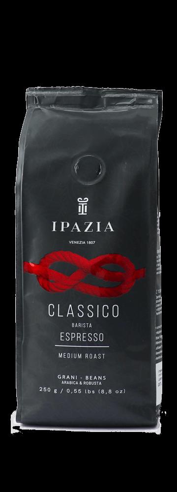 Realizzazione packaging caffè Ipazia Venezia
